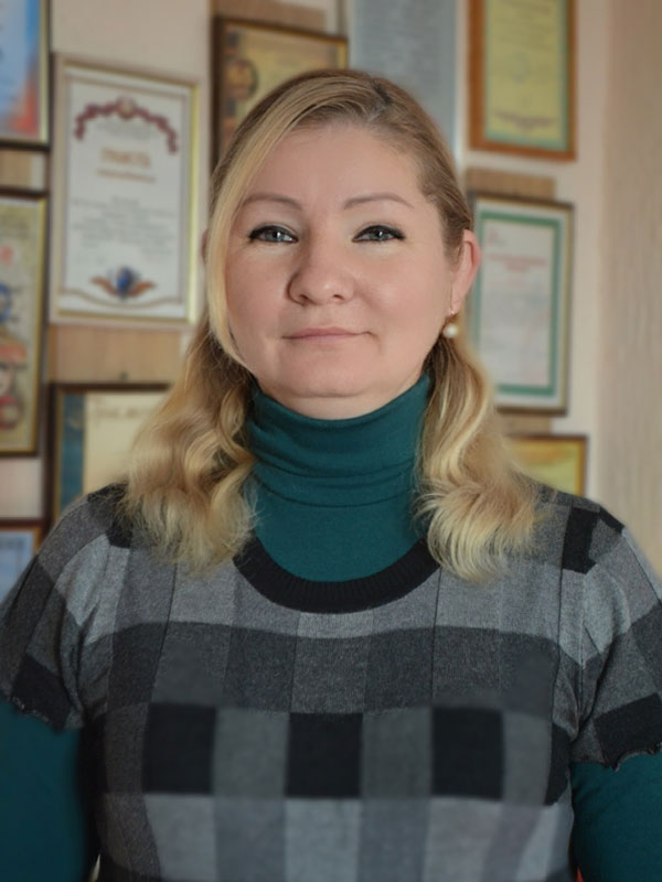 Андреева Инна Александровна