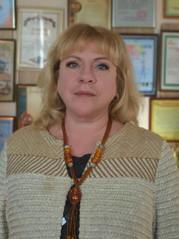 Балковская Ольга Олеговна