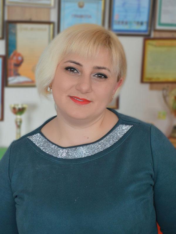 Бергий Екатерина Александровна