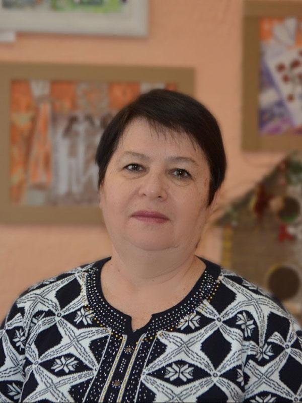 Дорма Ирина Васильевна