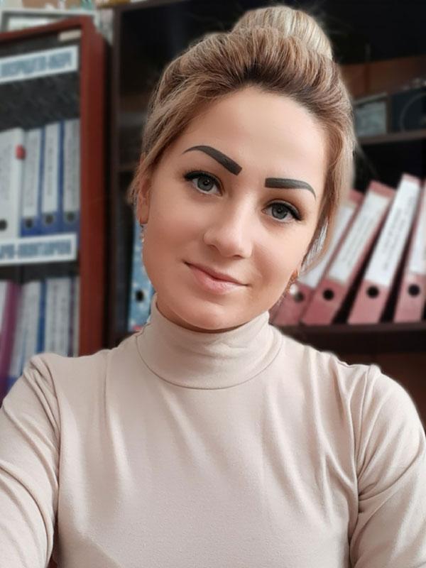 Гаврилаш Татьяна Валерьевна