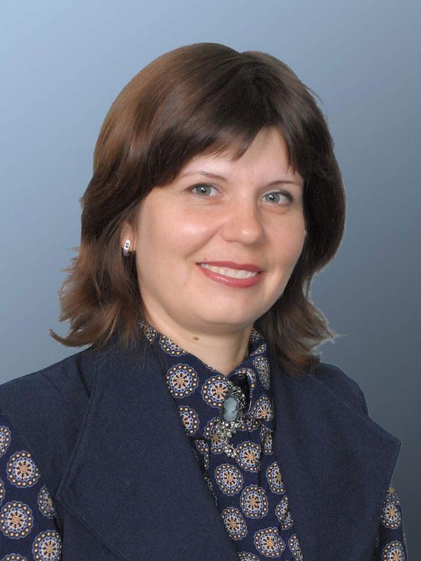Горохова Виктория Анатольевна