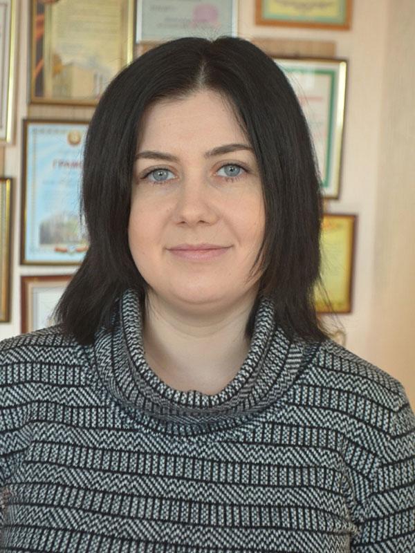 Крестьянинова Юлия Игоревна