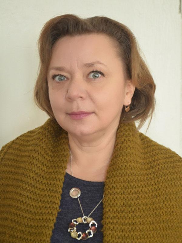 Степанова Ольга Алексеевна