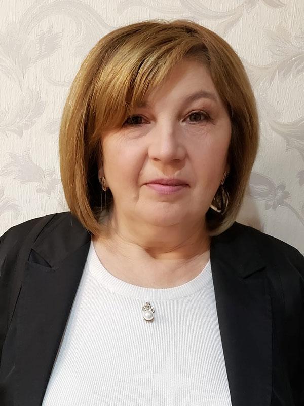 Ткаченко Антонина Александровна