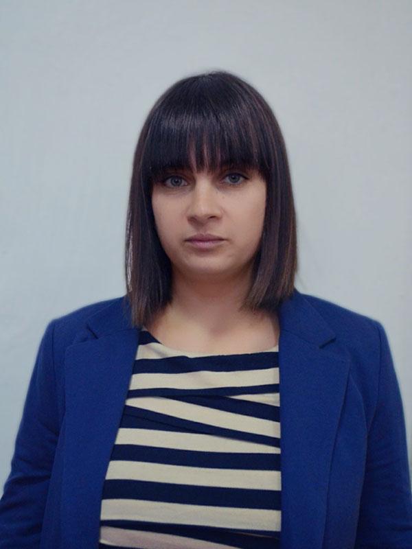 Вардзар Анастасия Юрьевна